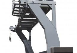 平台吊艇架Platform Davit